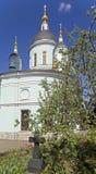 1个大教堂毛哔叽st 免版税库存照片