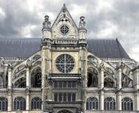 1个大教堂eustache st 库存图片