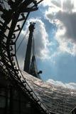 1个奥林匹亚屋顶 库存照片