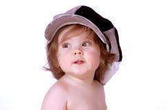 1个婴孩 免版税库存照片