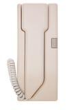 1个对讲机电话 免版税库存图片