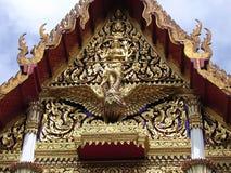 1个寺庙 免版税库存照片