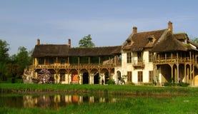 1个小村庄凡尔赛 免版税图库摄影
