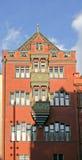 1个巴塞尔市政厅 免版税库存图片