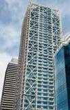 1个巴塞罗那大厦西班牙 免版税库存照片