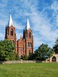 1个教会 图库摄影