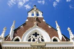 1个教会 免版税库存图片