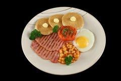 1个早餐 免版税图库摄影
