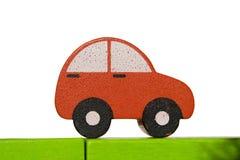 1个汽车玩具 库存图片