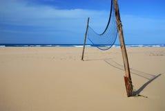 1个活动海滩 免版税库存照片