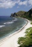 1个海滩 免版税库存图片