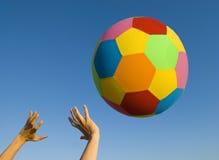 1个球 免版税库存图片