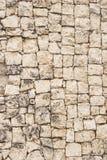 1个石墙 免版税库存图片