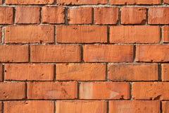 1个砖墙 免版税库存照片