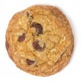 1个筹码巧克力曲奇饼 免版税图库摄影