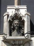 1个胸象查尔斯教会伦敦margaret s st 免版税库存照片