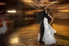 1个舞蹈 免版税库存照片