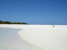 1个蜜月海岛 图库摄影
