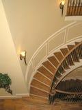 1个豪华楼梯 库存照片