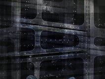 1个金属X-射线 库存图片