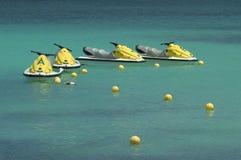 1个aruba海滩 免版税图库摄影
