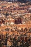 1个bryce峡谷 库存图片