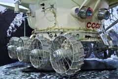 1个lunokhod月亮通信工具 库存照片