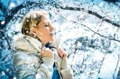 1个meli s冬天 免版税图库摄影
