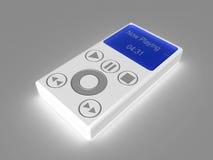1台MP3播放器 库存照片