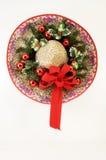 1圣诞节阔边帽 库存照片