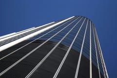 1大厦喂上升 免版税图库摄影
