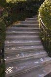 1层楼梯 免版税图库摄影