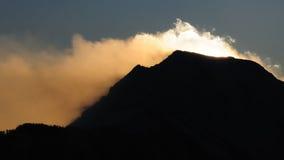 1山没有风雨如磐 免版税图库摄影