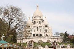 1巴黎 库存照片