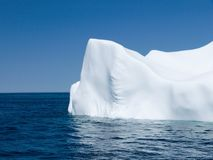 1座冰山 图库摄影