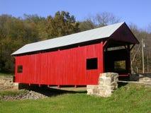 1座桥梁包括 免版税库存照片