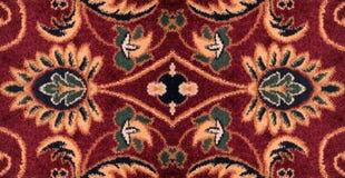 1张地毯 免版税库存照片