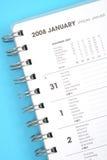 1月2008日 免版税库存照片