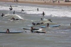 1朵了解的海浪 免版税图库摄影