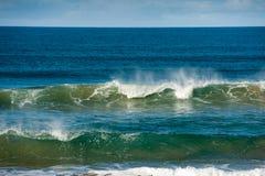 1朵s海浪 图库摄影