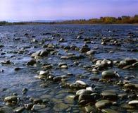 1条山河 免版税图库摄影