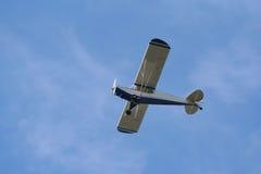 1架飞机 库存照片