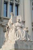 1正义 免版税库存照片