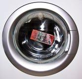 1洗涤的货币 库存图片