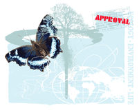 1生态环境寿命 免版税库存照片