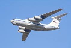 1空军周年纪念俄语 库存图片
