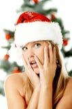 1美好的圣诞节 库存照片