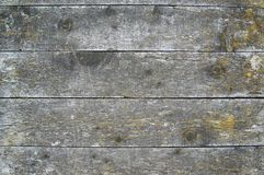 1背景老被风化的木头 免版税库存图片