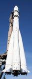1艘太空飞船沃斯托克 免版税库存照片