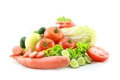 1蔬菜 免版税库存图片